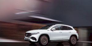Mercedes-Benz a prezentat Mercedes-EQ, noul EQA